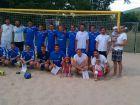 Beach soccer Nitra 2014