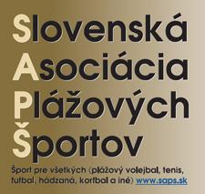 Slovenská asociácia plážových športov